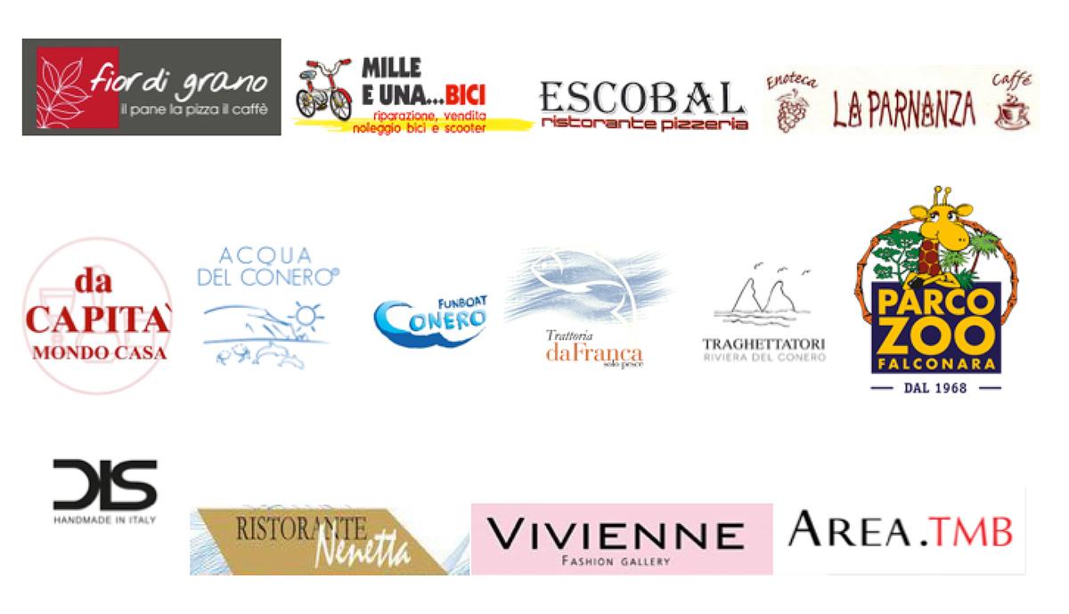 Partner convenzionati per sconti Riviera del Conero
