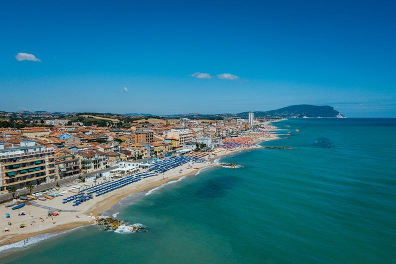 Case in vendita al mare nelle Marche in Riviera del Conero