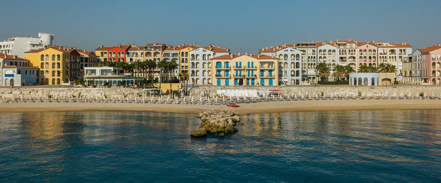 Riviera del Conero appartamenti sul mare